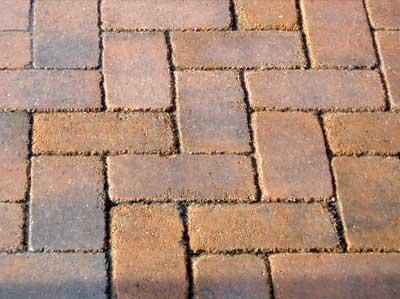 Pavimento per esterni modello vecchio mattone per chi - Mattoni gasbeton per esterno ...
