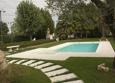 Pavimento Per Esterni Di andreaUn Modello S Perlatino Marmo w8PnOk0