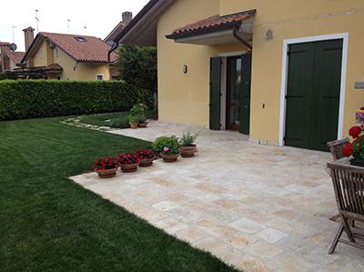 Marciapiedi Esterni Casa : Marciapiede esterno casa come il marciapiede pietra di prun x