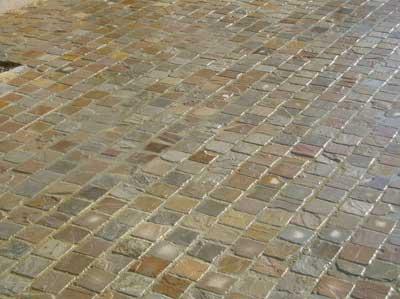 Intonaco termoisolante pietra quarzite per esterni